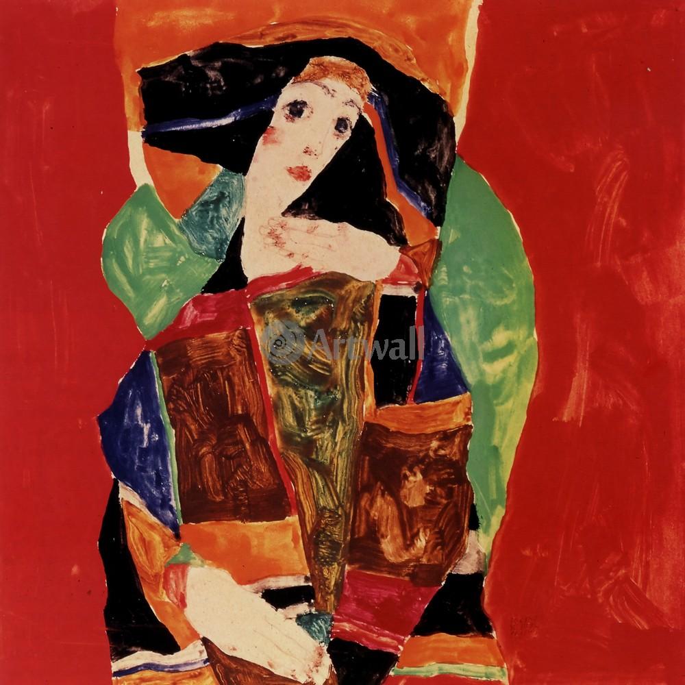 Шиле Эгон, картина