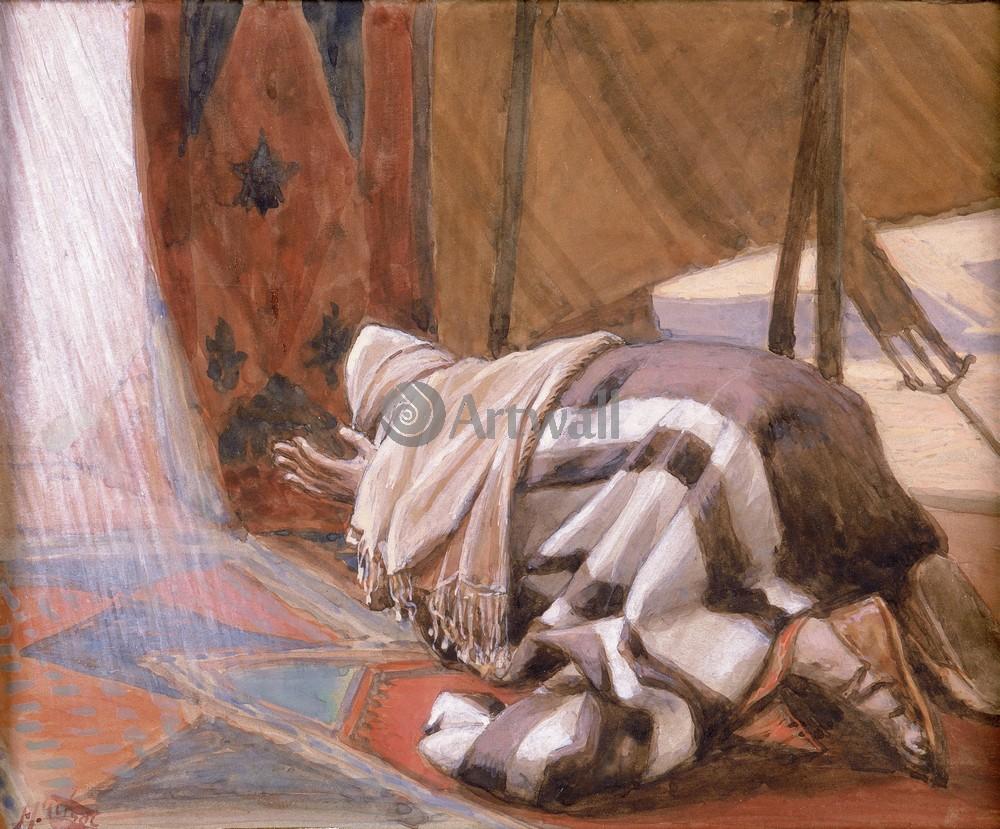 Тиссо Джеймс - иллюстрации к Ветхому Завету, картина Бог обещает АвраамуТиссо Джеймс - иллюстрации к Ветхому Завету<br>Репродукция на холсте или бумаге. Любого нужного вам размера. В раме или без. Подвес в комплекте. Трехслойная надежная упаковка. Доставим в любую точку России. Вам осталось только повесить картину на стену!<br>
