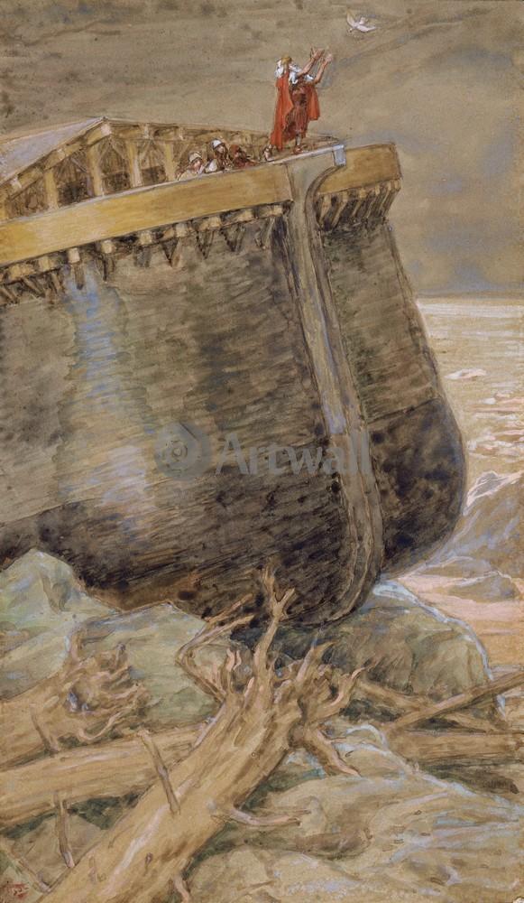 Тиссо Джеймс - иллюстрации к Ветхому Завету, картина К Ною возвращается голубьТиссо Джеймс - иллюстрации к Ветхому Завету<br>Репродукция на холсте или бумаге. Любого нужного вам размера. В раме или без. Подвес в комплекте. Трехслойная надежная упаковка. Доставим в любую точку России. Вам осталось только повесить картину на стену!<br>
