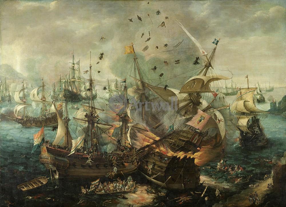 Живопись Нидерландов, картина