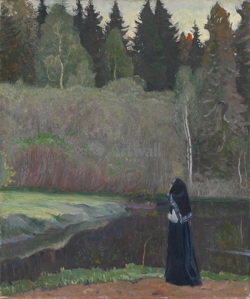 Нестеров Михаил, картина