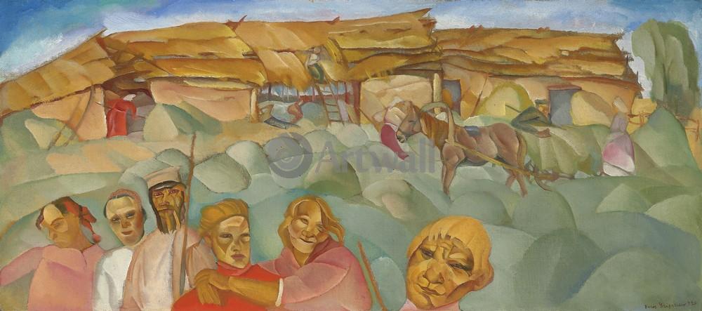 Григорьев Борис, картина
