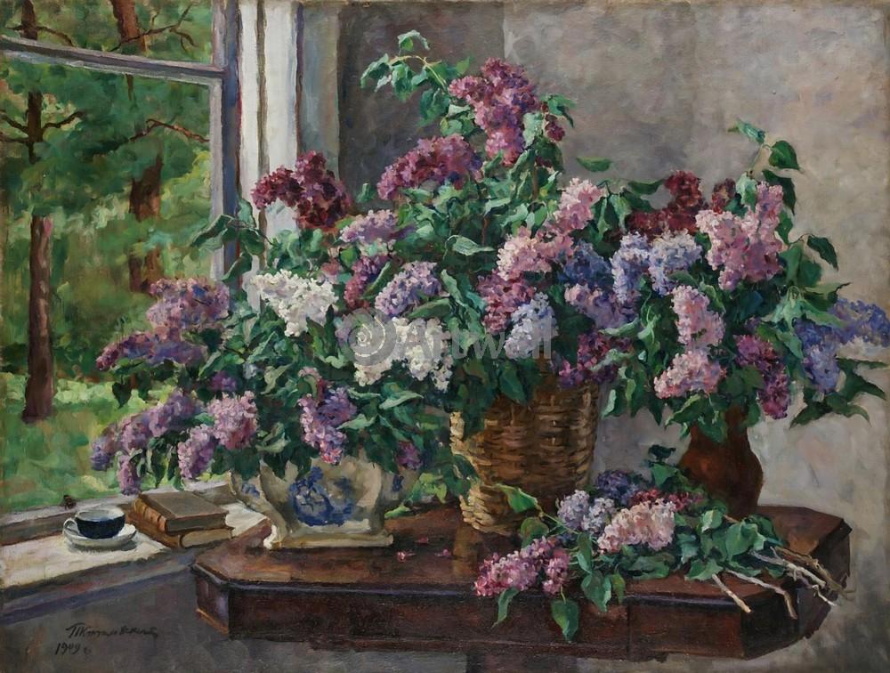 Кончаловский Петр, картина