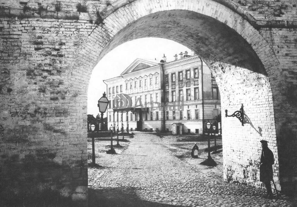 Постер Нижний Новгород - старые фотографии