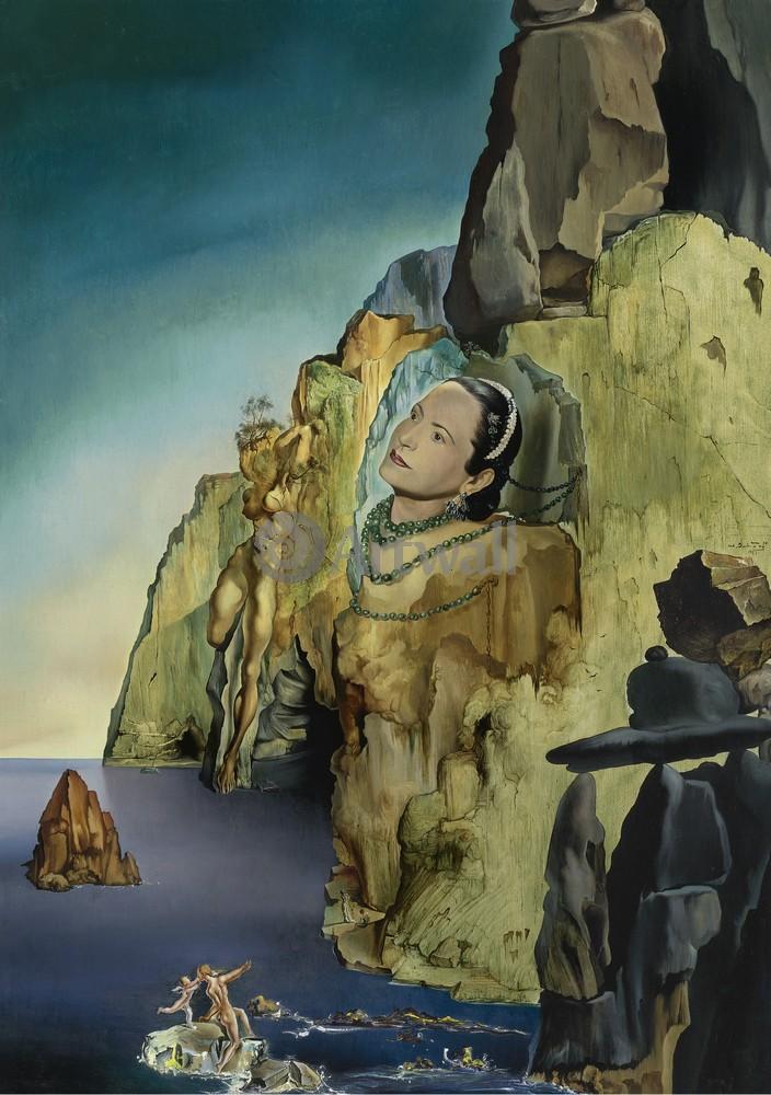 Дали Сальвадор, картина Принцесса Артчайлд Гуриелли - Елена РубинштейнДали Сальвадор<br>Репродукция на холсте или бумаге. Любого нужного вам размера. В раме или без. Подвес в комплекте. Трехслойная надежная упаковка. Доставим в любую точку России. Вам осталось только повесить картину на стену!<br>