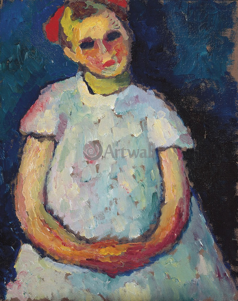 Явленский Алексей, картина
