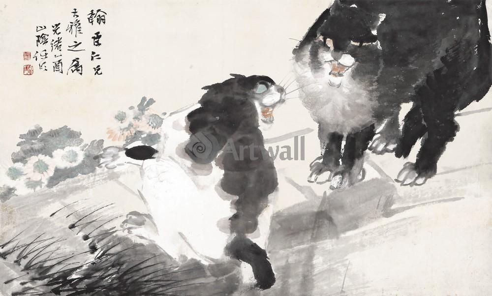 Китайская живопись и графика, картина Репродукция 50141Китайская живопись и графика<br>Репродукция на холсте или бумаге. Любого нужного вам размера. В раме или без. Подвес в комплекте. Трехслойная надежная упаковка. Доставим в любую точку России. Вам осталось только повесить картину на стену!<br>
