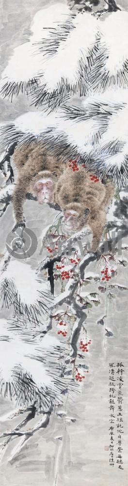 Китайская живопись и графика, картина Репродукция 50170Китайская живопись и графика<br>Репродукция на холсте или бумаге. Любого нужного вам размера. В раме или без. Подвес в комплекте. Трехслойная надежная упаковка. Доставим в любую точку России. Вам осталось только повесить картину на стену!<br>