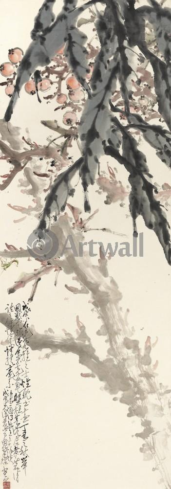 Китайская живопись и графика, картина Репродукция 50226Китайская живопись и графика<br>Репродукция на холсте или бумаге. Любого нужного вам размера. В раме или без. Подвес в комплекте. Трехслойная надежная упаковка. Доставим в любую точку России. Вам осталось только повесить картину на стену!<br>