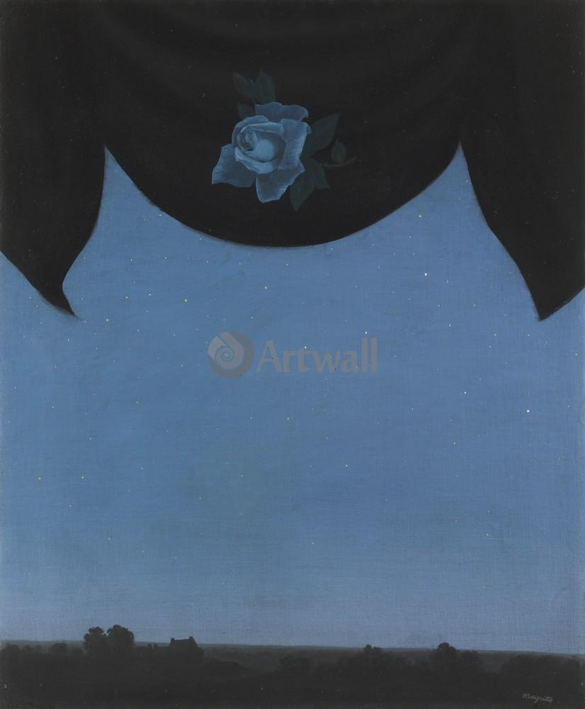 Магритт Рене, картина Красивая ночьМагритт Рене<br>Репродукция на холсте или бумаге. Любого нужного вам размера. В раме или без. Подвес в комплекте. Трехслойная надежная упаковка. Доставим в любую точку России. Вам осталось только повесить картину на стену!<br>