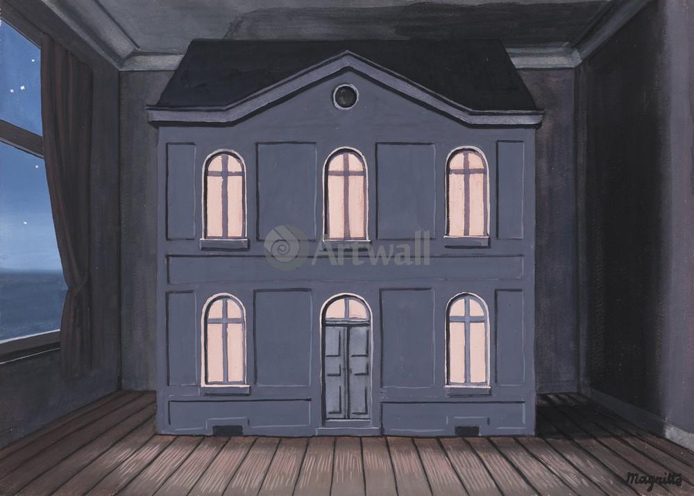 Магритт Рене, картина Палата мадам СюнтхеймМагритт Рене<br>Репродукция на холсте или бумаге. Любого нужного вам размера. В раме или без. Подвес в комплекте. Трехслойная надежная упаковка. Доставим в любую точку России. Вам осталось только повесить картину на стену!<br>