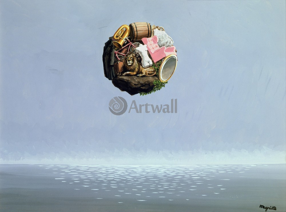 Магритт Рене, картина ПосланникМагритт Рене<br>Репродукция на холсте или бумаге. Любого нужного вам размера. В раме или без. Подвес в комплекте. Трехслойная надежная упаковка. Доставим в любую точку России. Вам осталось только повесить картину на стену!<br>