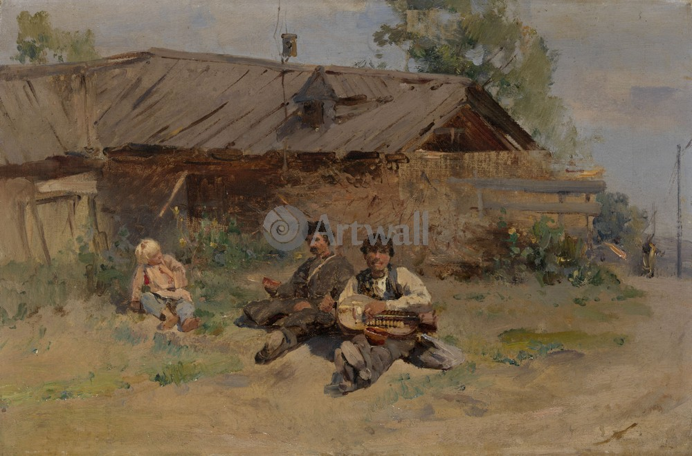 Маковский Константин, картина