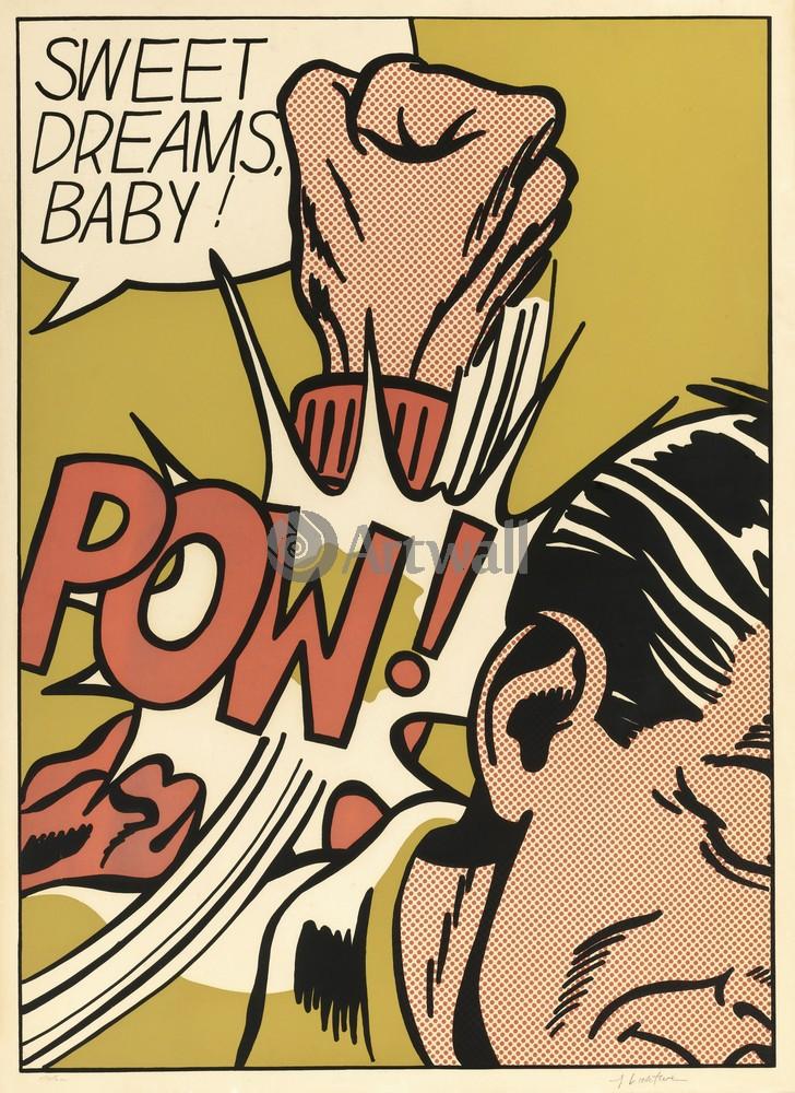Лихтенштейн Рой, картина Мило спящий ребенокЛихтенштейн Рой<br>Репродукция на холсте или бумаге. Любого нужного вам размера. В раме или без. Подвес в комплекте. Трехслойная надежная упаковка. Доставим в любую точку России. Вам осталось только повесить картину на стену!<br>