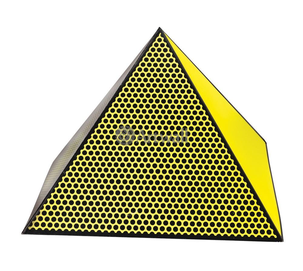 Лихтенштейн Рой, картина ПирамидаЛихтенштейн Рой<br>Репродукция на холсте или бумаге. Любого нужного вам размера. В раме или без. Подвес в комплекте. Трехслойная надежная упаковка. Доставим в любую точку России. Вам осталось только повесить картину на стену!<br>