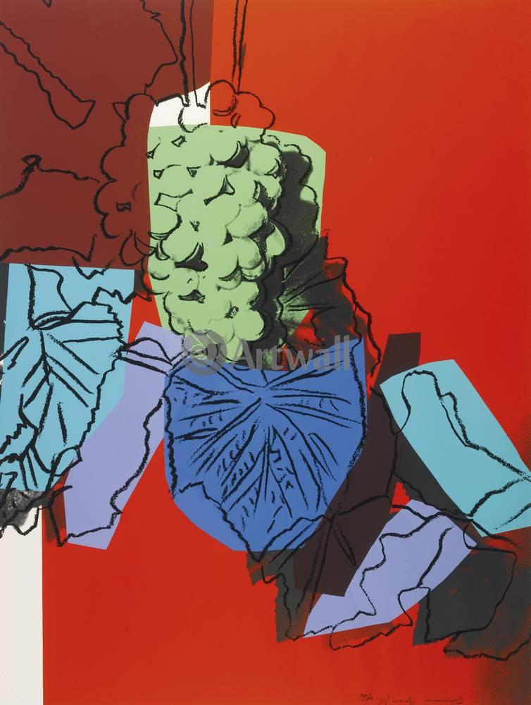 Уорхол Энди, картина ВиноградУорхол Энди<br>Репродукция на холсте или бумаге. Любого нужного вам размера. В раме или без. Подвес в комплекте. Трехслойная надежная упаковка. Доставим в любую точку России. Вам осталось только повесить картину на стену!<br>