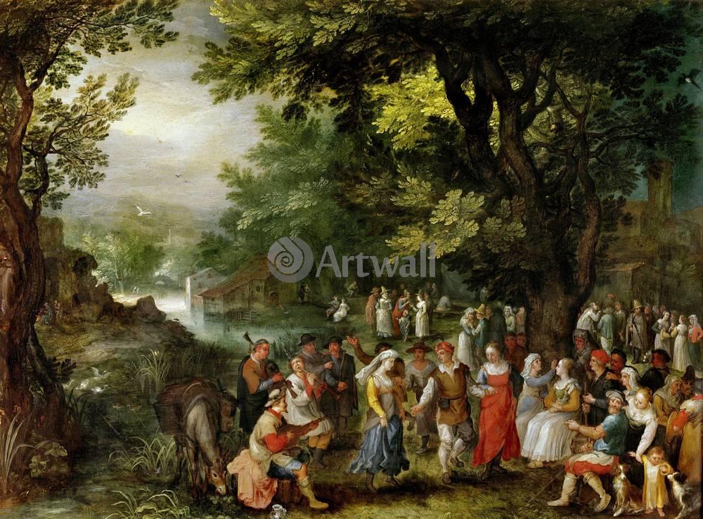 Брейгель Ян старший, картина
