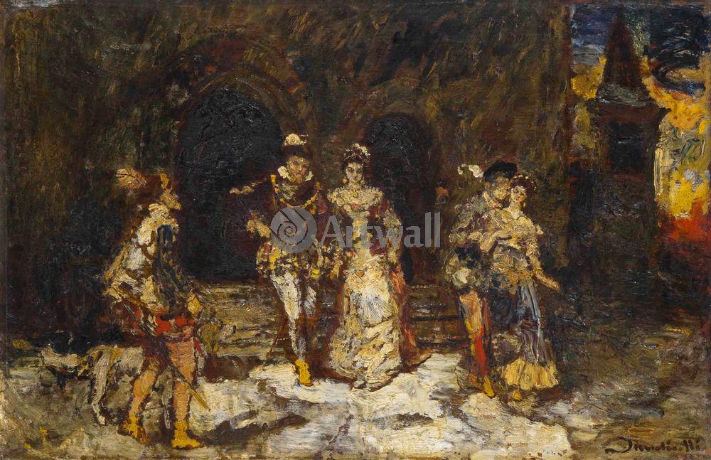 Монтичелли Адольф, картина