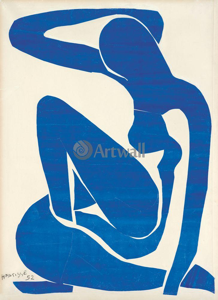 Матисс Анри, картина ОбнаженнаяМатисс Анри<br>Репродукция на холсте или бумаге. Любого нужного вам размера. В раме или без. Подвес в комплекте. Трехслойная надежная упаковка. Доставим в любую точку России. Вам осталось только повесить картину на стену!<br>