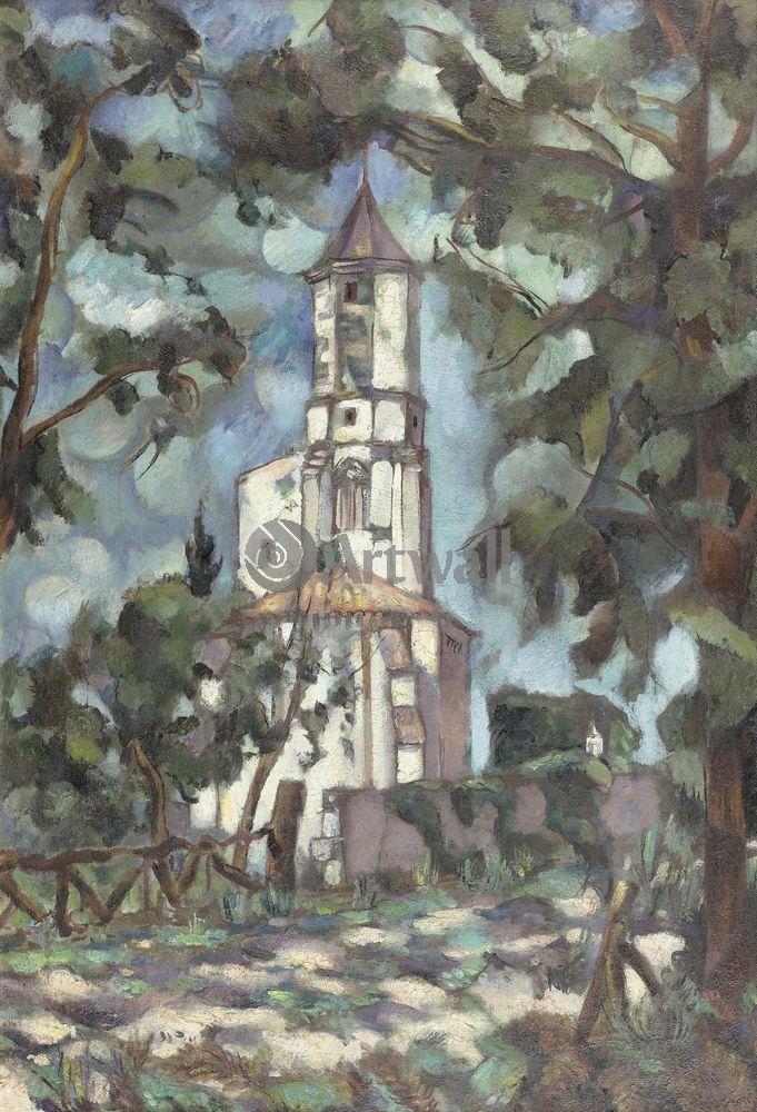 Баранов-Россине Владимир, картина