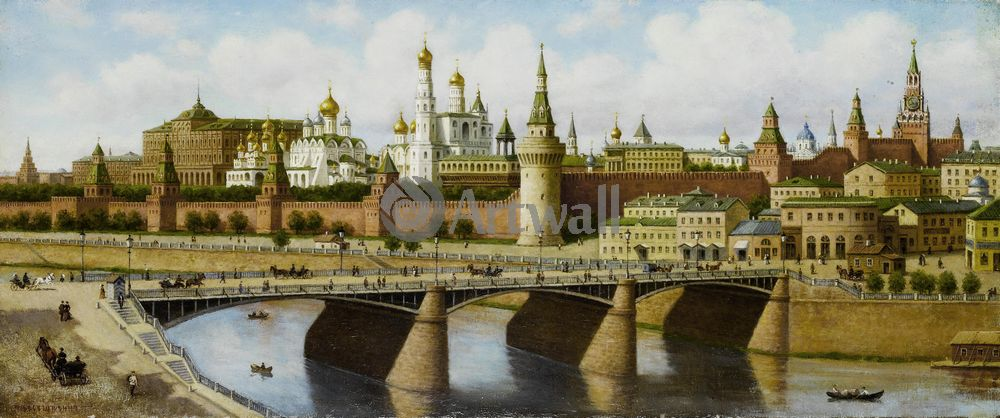Верещагин Петр, картина