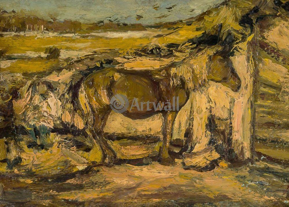 Туржанский Леонард, картина