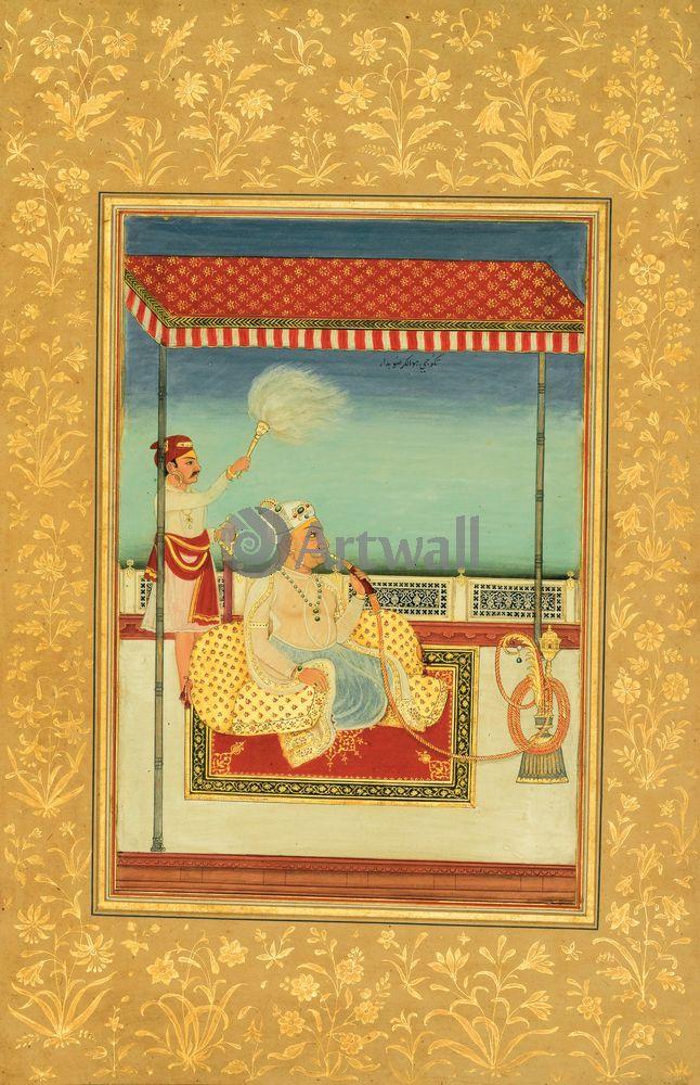 Живопись Индии, картина