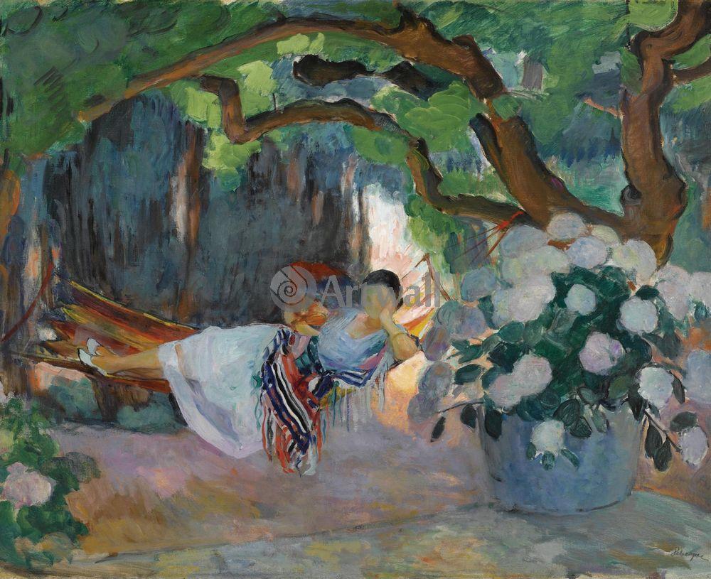 Лебаск Анри, картина
