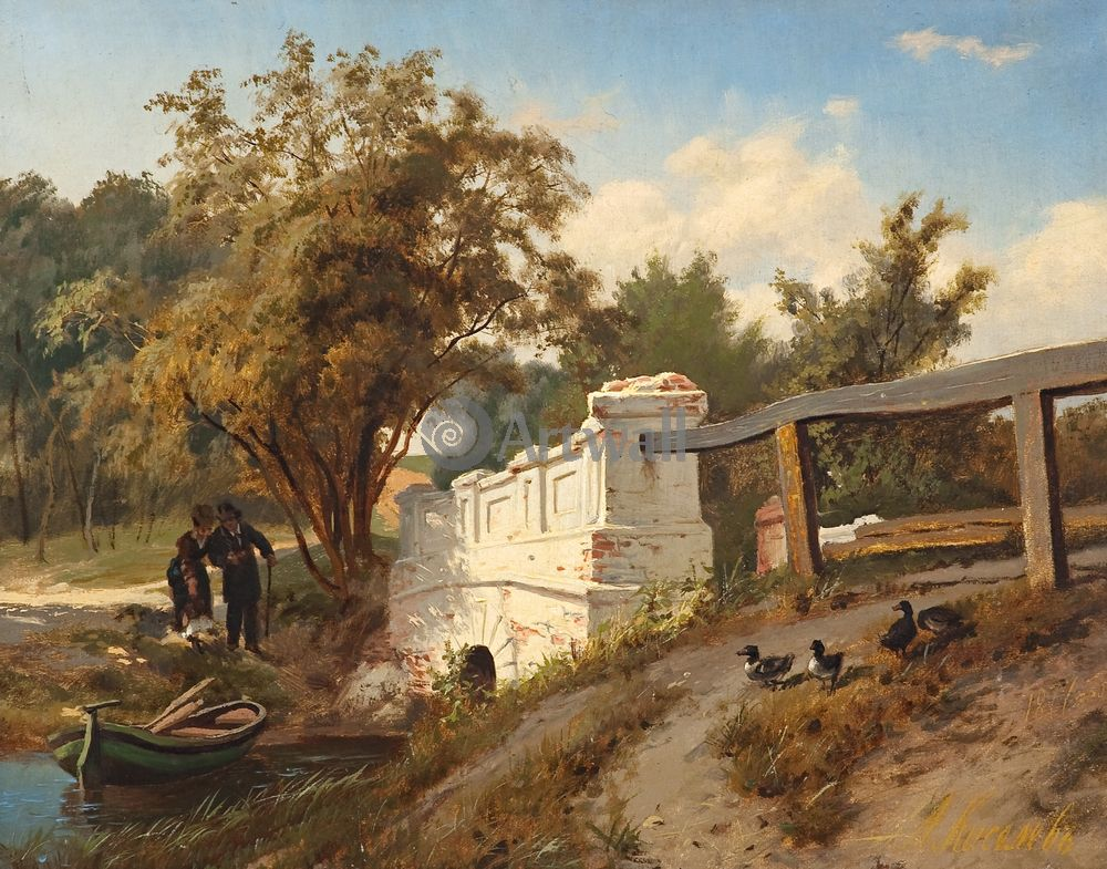 Киселев Александр, картина