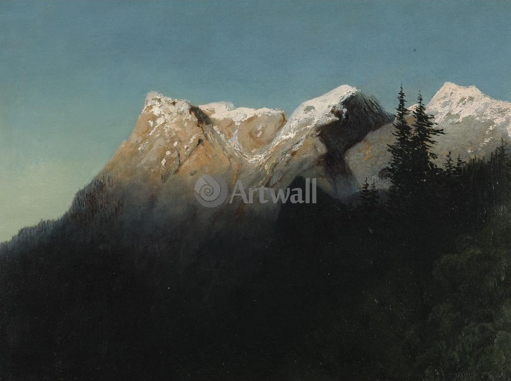 Мещерский Арсений, картина