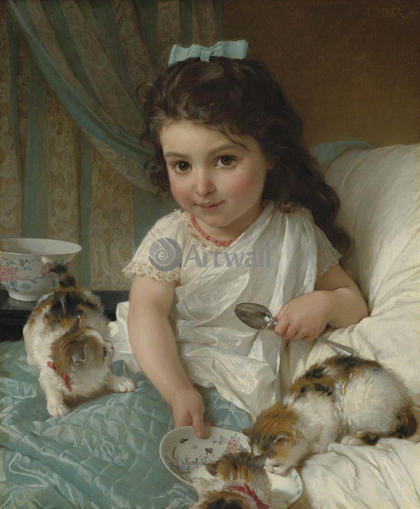 Дети в живописи, картина