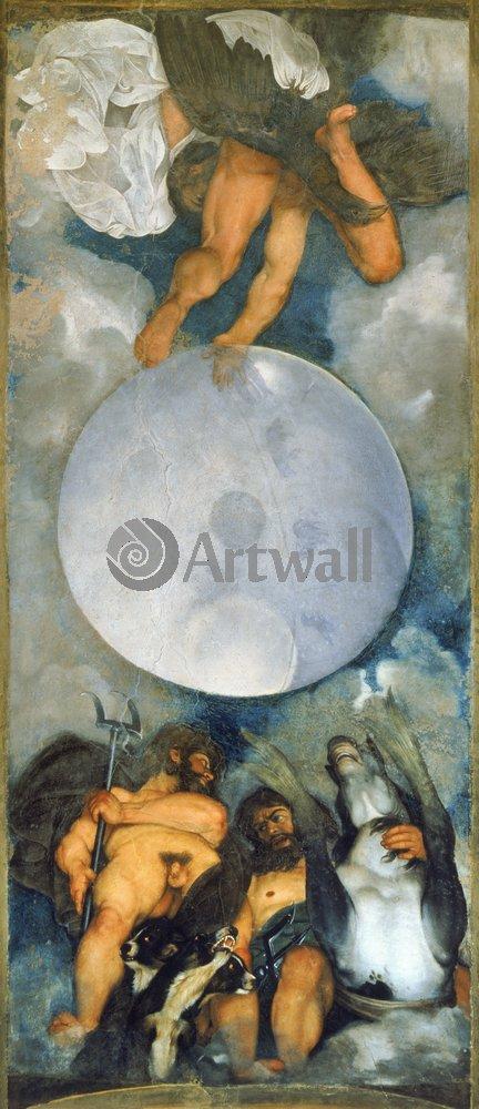 Караваджо Микеланджело, картина Юпитер, Нептун и ПлутонКараваджо Микеланджело<br>Репродукция на холсте или бумаге. Любого нужного вам размера. В раме или без. Подвес в комплекте. Трехслойная надежная упаковка. Доставим в любую точку России. Вам осталось только повесить картину на стену!<br>