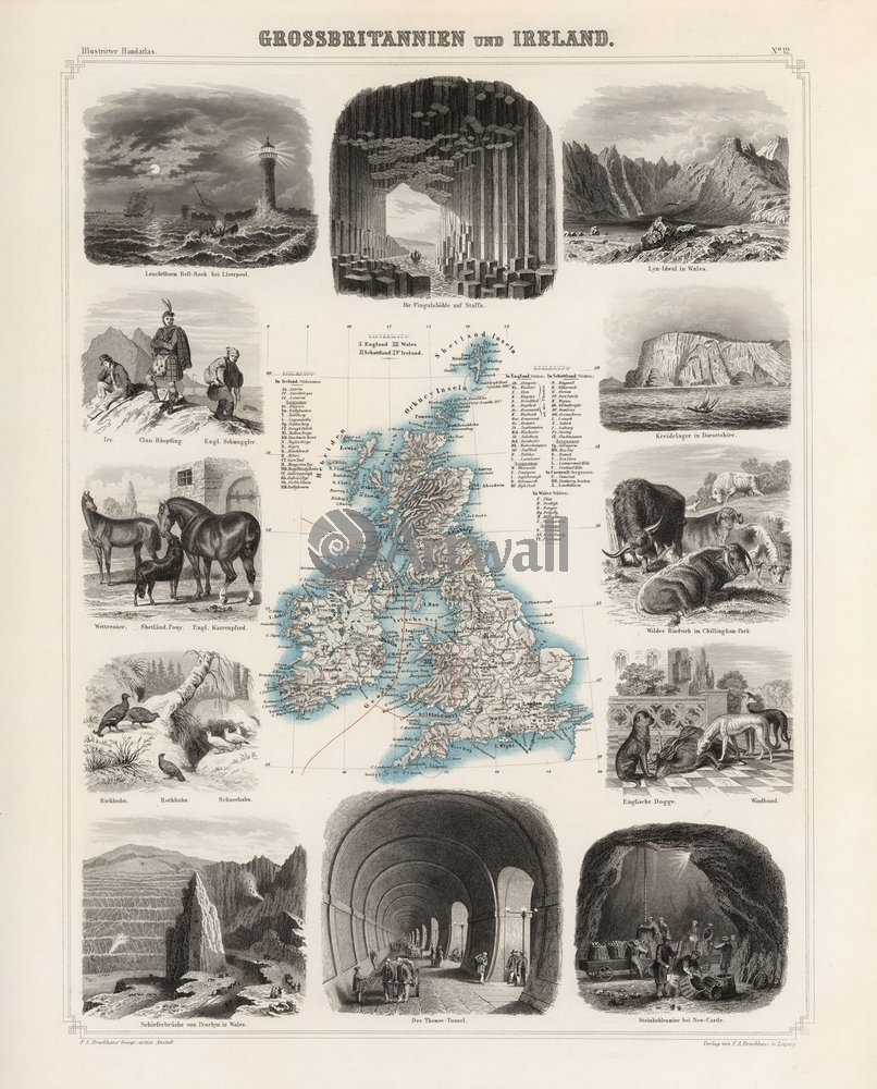 Постер Старинные карты ИрландияСтаринные карты<br>Постер на холсте или бумаге. Любого нужного вам размера. В раме или без. Подвес в комплекте. Трехслойная надежная упаковка. Доставим в любую точку России. Вам осталось только повесить картину на стену!<br>
