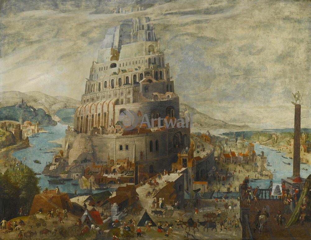Вавилонская башня, картина Абель Гриммер, 26x20 см, на бумагеВавилонская башня<br>Постер на холсте или бумаге. Любого нужного вам размера. В раме или без. Подвес в комплекте. Трехслойная надежная упаковка. Доставим в любую точку России. Вам осталось только повесить картину на стену!<br>