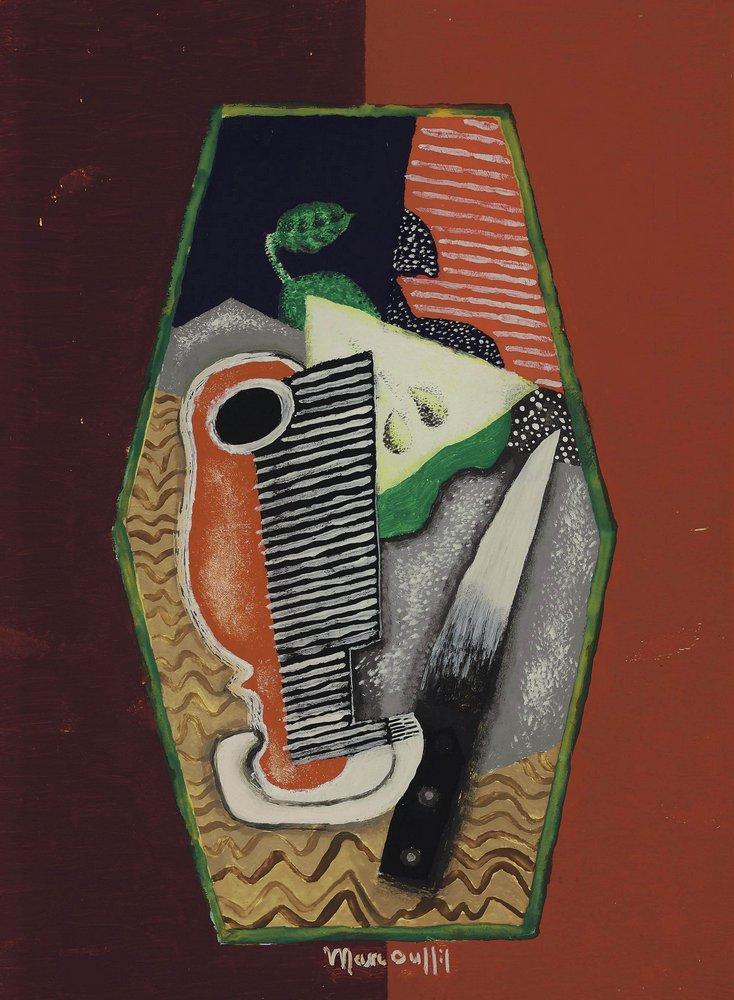 Маркусси Луи, картина Зеленая груша и ножМаркусси Луи<br>Репродукция на холсте или бумаге. Любого нужного вам размера. В раме или без. Подвес в комплекте. Трехслойная надежная упаковка. Доставим в любую точку России. Вам осталось только повесить картину на стену!<br>