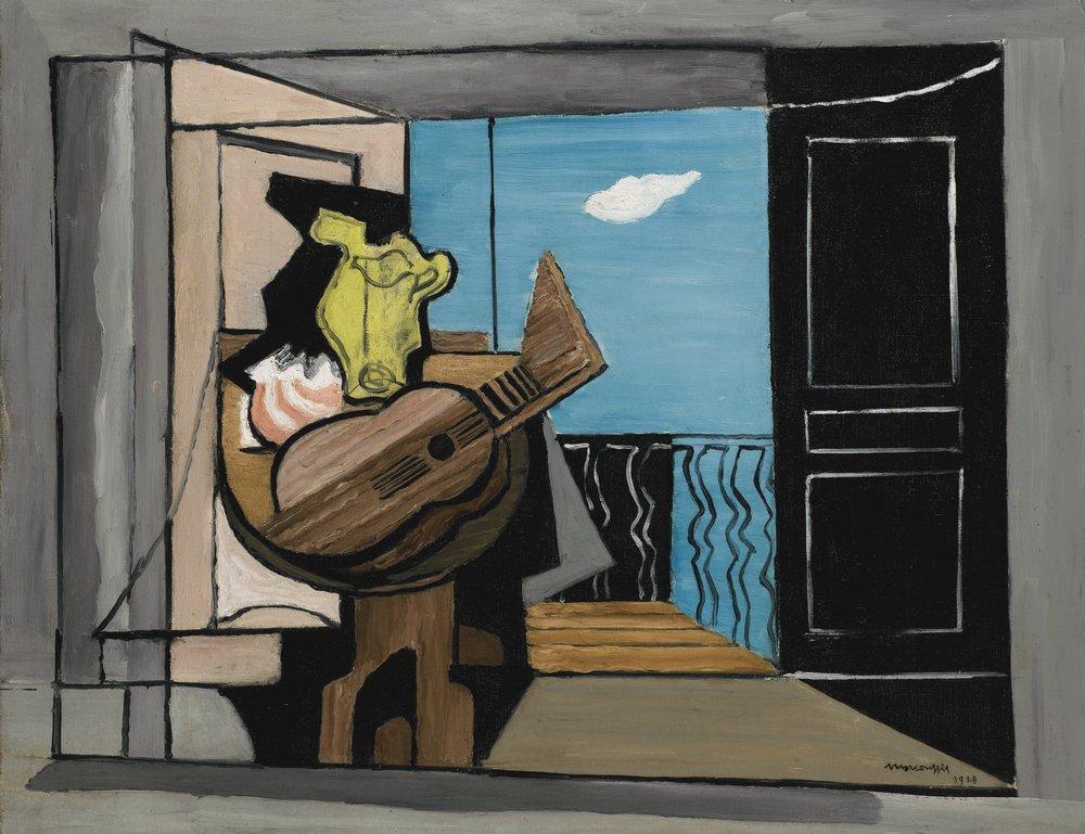 Маркусси Луи, картина Интерьер с балкономМаркусси Луи<br>Репродукция на холсте или бумаге. Любого нужного вам размера. В раме или без. Подвес в комплекте. Трехслойная надежная упаковка. Доставим в любую точку России. Вам осталось только повесить картину на стену!<br>