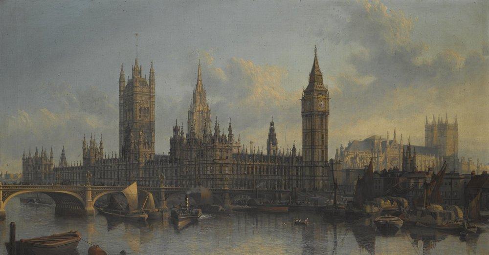 Лондон - старинная живопись и графика, картина Андерсон Джон «Площадь Вестминстера»Лондон - старинная живопись и графика<br>Репродукция на холсте или бумаге. Любого нужного вам размера. В раме или без. Подвес в комплекте. Трехслойная надежная упаковка. Доставим в любую точку России. Вам осталось только повесить картину на стену!<br>