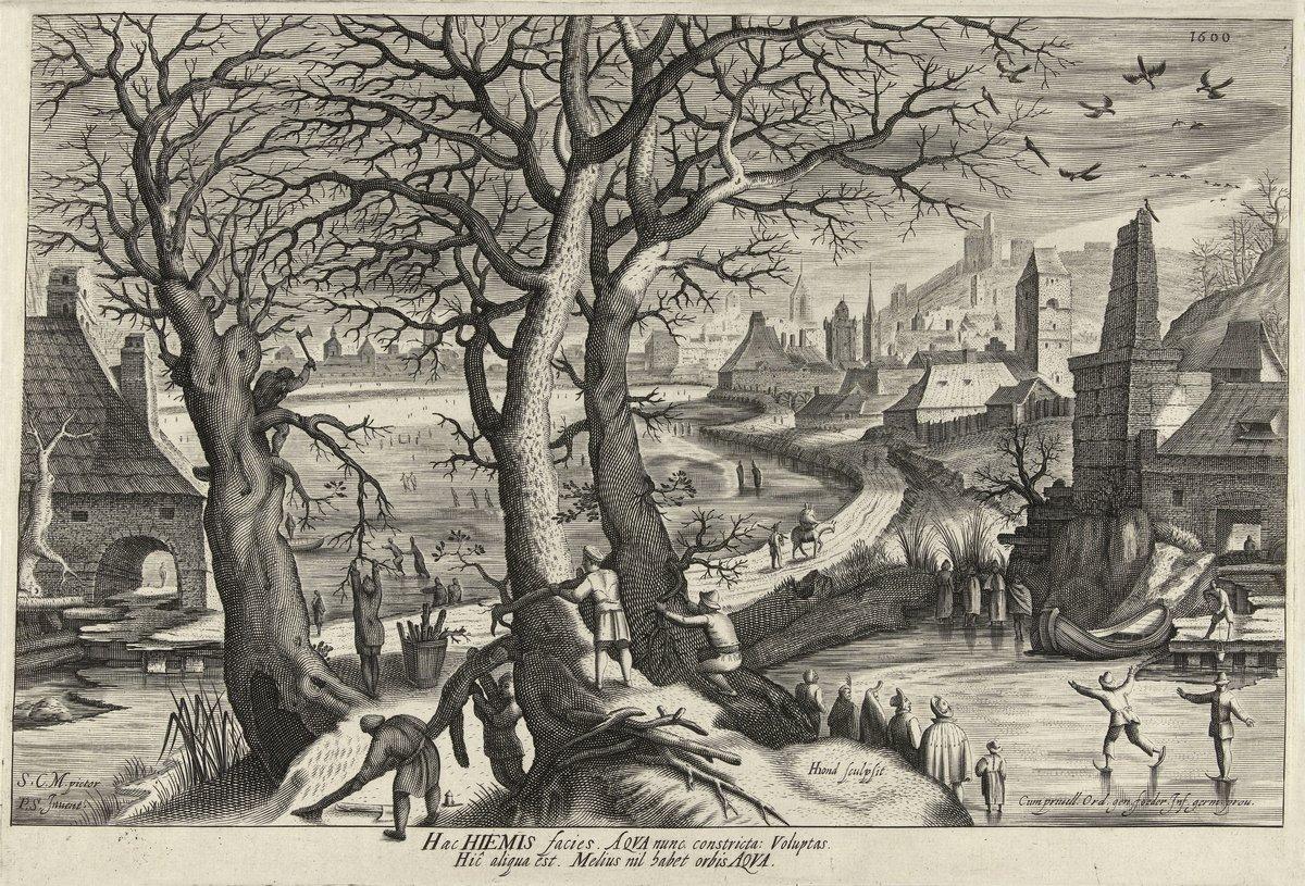 Пейзаж зимний, графика нидерландских художников Хондиус Хендрик «Лесорубы зимой»Пейзаж зимний, графика нидерландских художников<br>Репродукция на холсте или бумаге. Любого нужного вам размера. В раме или без. Подвес в комплекте. Трехслойная надежная упаковка. Доставим в любую точку России. Вам осталось только повесить картину на стену!<br>
