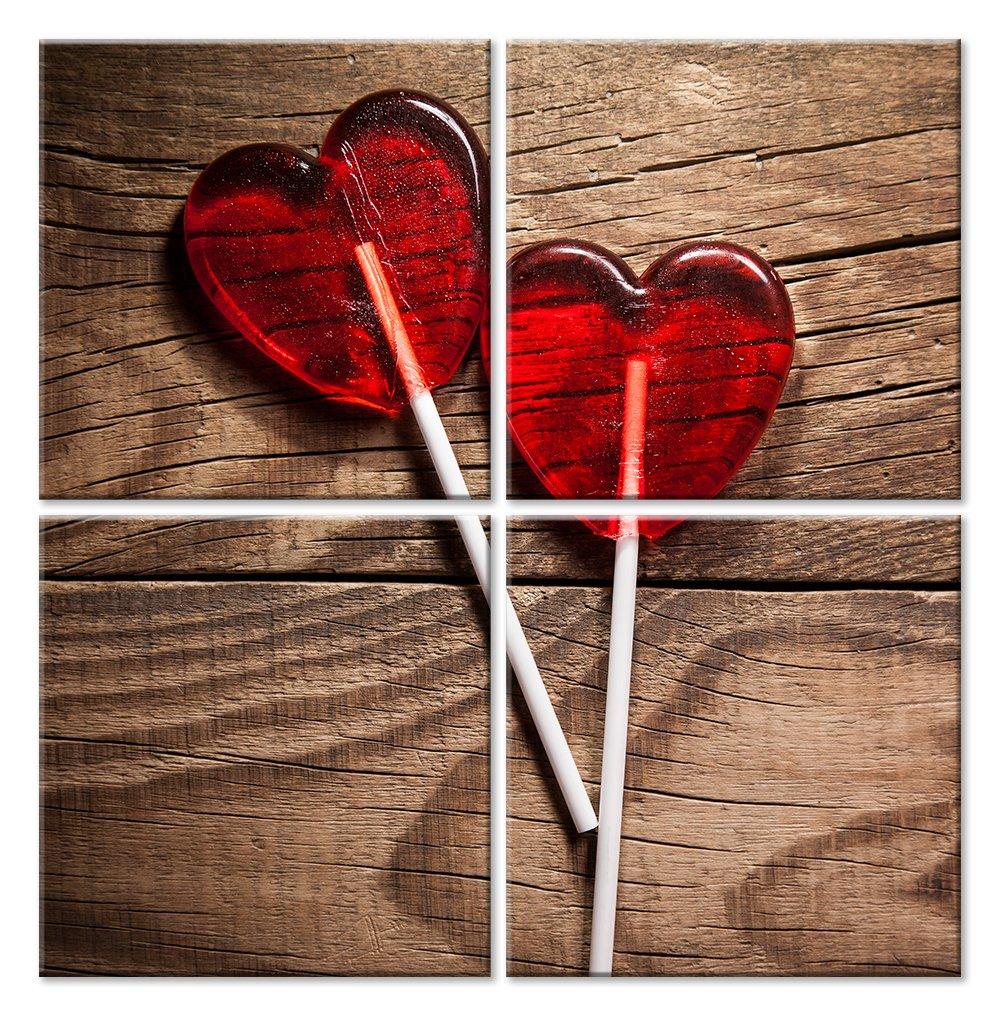 Модульная картина «Конфеты»Любовь<br>Модульная картина на натуральном холсте и деревянном подрамнике. Подвес в комплекте. Трехслойная надежная упаковка. Доставим в любую точку России. Вам осталось только повесить картину на стену!<br>