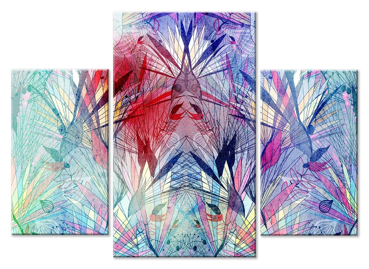 Модульная картина «Абстракция природы»Абстракция<br>Модульная картина на натуральном холсте и деревянном подрамнике. Подвес в комплекте. Трехслойная надежная упаковка. Доставим в любую точку России. Вам осталось только повесить картину на стену!<br>