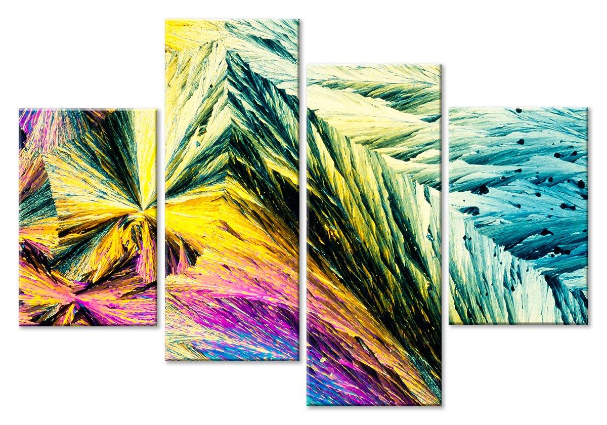 Модульная картина «Зимние узоры»Абстракция<br>Модульная картина на натуральном холсте и деревянном подрамнике. Подвес в комплекте. Трехслойная надежная упаковка. Доставим в любую точку России. Вам осталось только повесить картину на стену!<br>