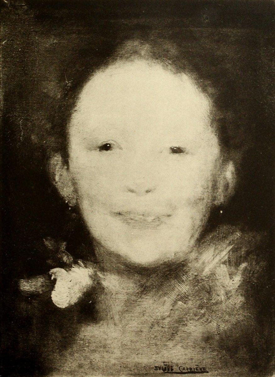 Каррьер Эжен, картина Портрет девушкиКаррьер Эжен<br>Репродукция на холсте или бумаге. Любого нужного вам размера. В раме или без. Подвес в комплекте. Трехслойная надежная упаковка. Доставим в любую точку России. Вам осталось только повесить картину на стену!<br>