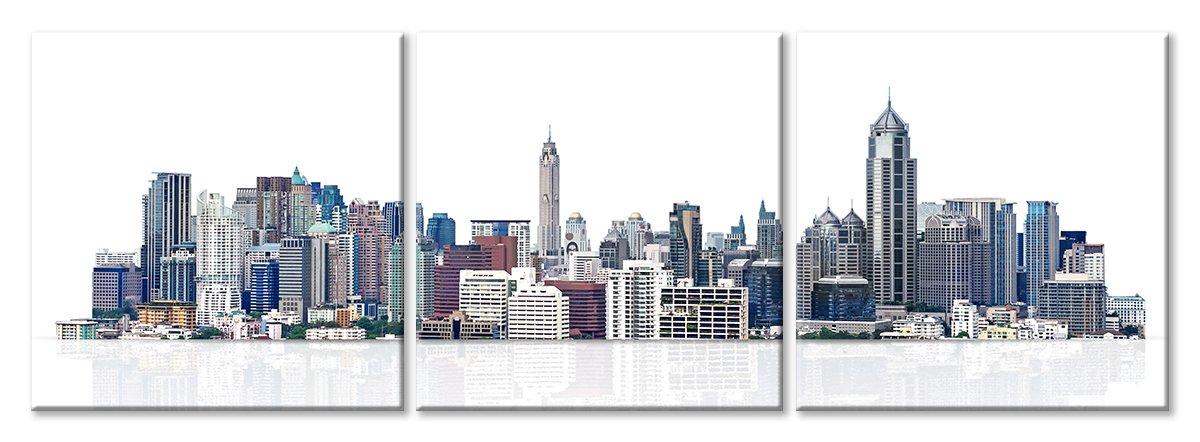 Модульная картина «Город в макете»Города<br>Модульная картина на натуральном холсте и деревянном подрамнике. Подвес в комплекте. Трехслойная надежная упаковка. Доставим в любую точку России. Вам осталось только повесить картину на стену!<br>