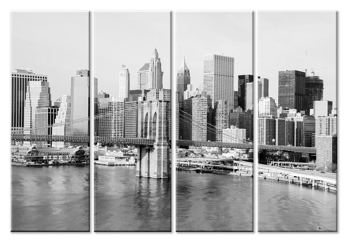Модульная картина «Нью-Йорк ретро», 71x50 см, модульная картинаГорода<br>Модульная картина на натуральном холсте и деревянном подрамнике. Подвес в комплекте. Трехслойная надежная упаковка. Доставим в любую точку России. Вам осталось только повесить картину на стену!<br>
