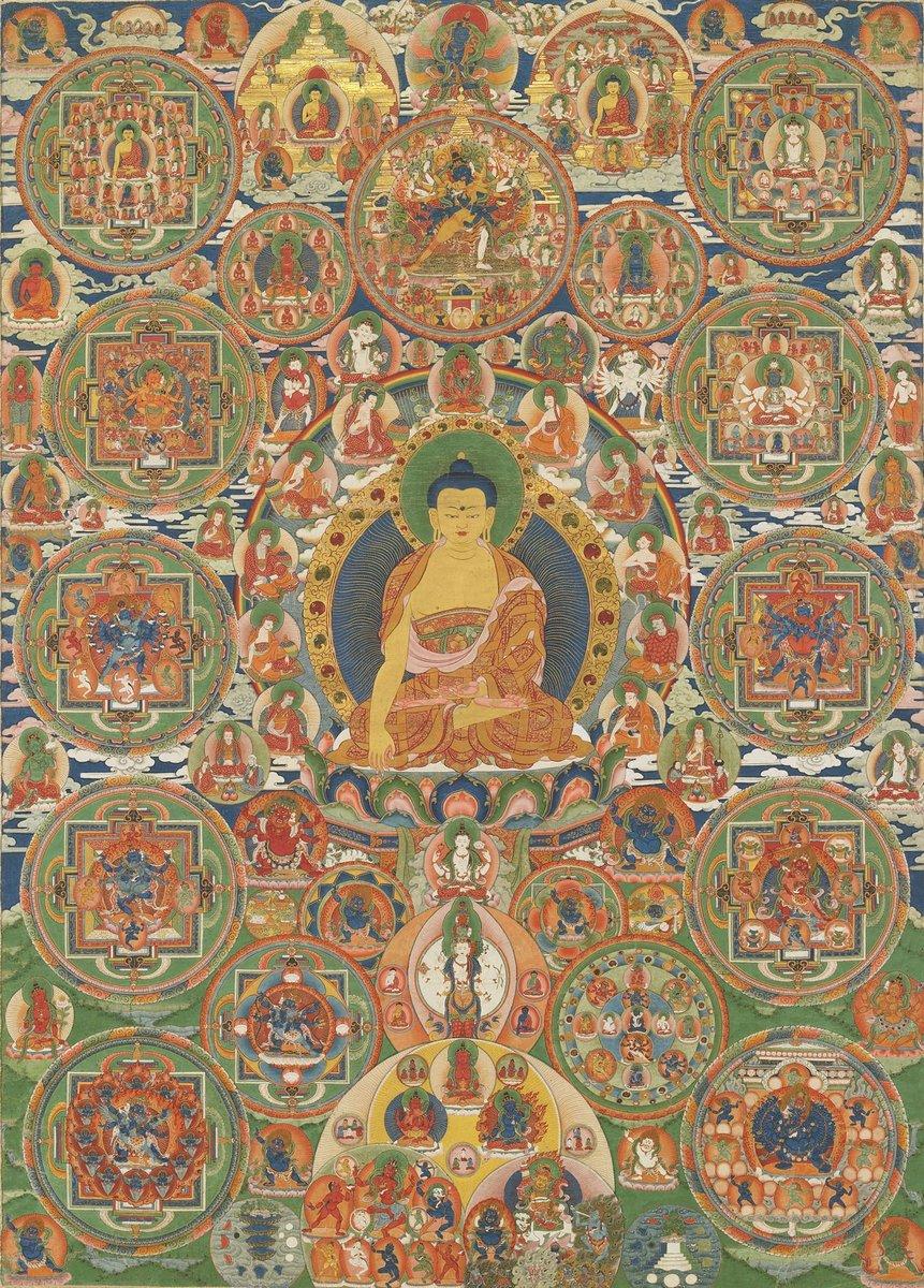 Мандала, картина Бутанская мандалаМандала<br>Репродукция на холсте или бумаге. Любого нужного вам размера. В раме или без. Подвес в комплекте. Трехслойная надежная упаковка. Доставим в любую точку России. Вам осталось только повесить картину на стену!<br>