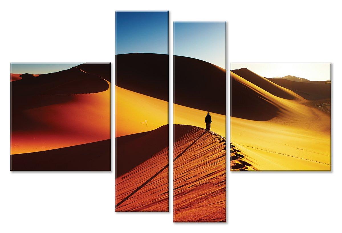 Модульная картина «Барханы»Природа<br>Модульная картина на натуральном холсте и деревянном подрамнике. Подвес в комплекте. Трехслойная надежная упаковка. Доставим в любую точку России. Вам осталось только повесить картину на стену!<br>