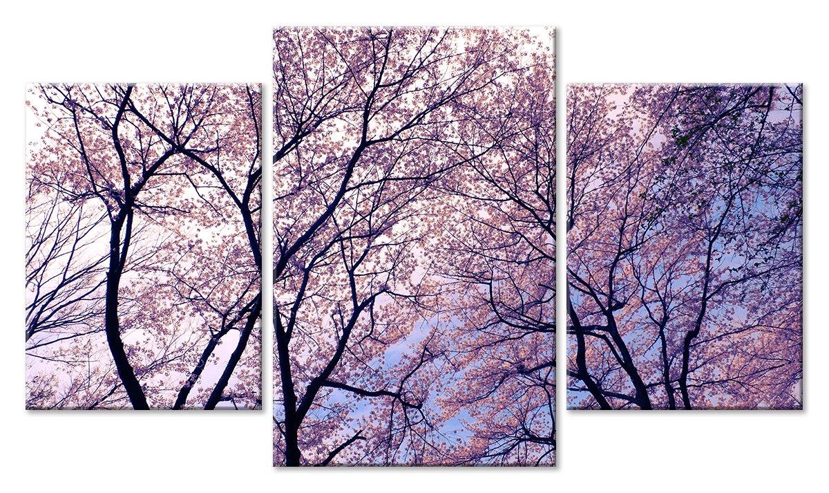Модульная картина «Унесенные ветром»Природа<br>Модульная картина на натуральном холсте и деревянном подрамнике. Подвес в комплекте. Трехслойная надежная упаковка. Доставим в любую точку России. Вам осталось только повесить картину на стену!<br>