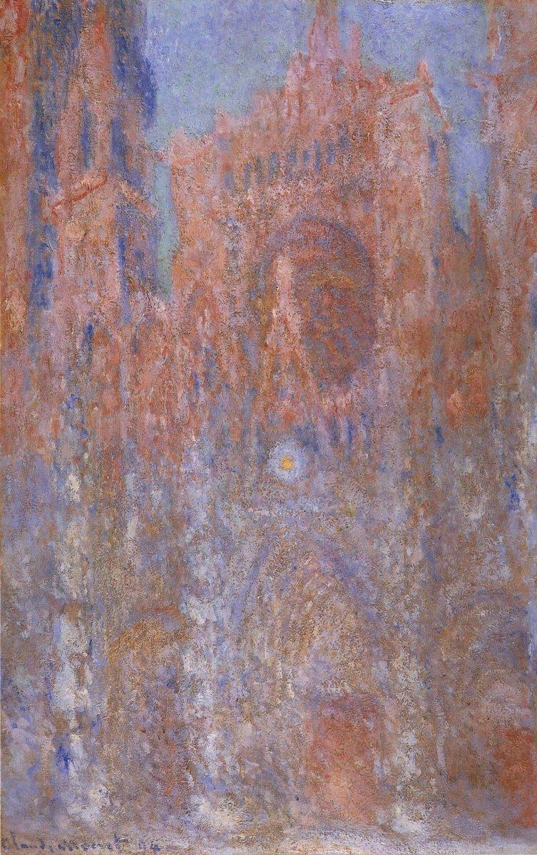 Пленэр, картина Моне Клод «Руанский собор»Пленэр<br>Репродукция на холсте или бумаге. Любого нужного вам размера. В раме или без. Подвес в комплекте. Трехслойная надежная упаковка. Доставим в любую точку России. Вам осталось только повесить картину на стену!<br>