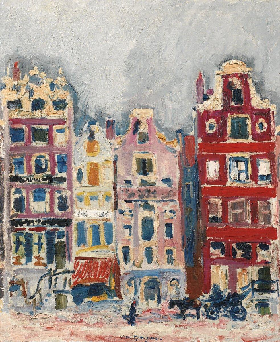 Донген Кес ван, картина Дома в АмстердамеДонген Кес ван<br>Репродукция на холсте или бумаге. Любого нужного вам размера. В раме или без. Подвес в комплекте. Трехслойная надежная упаковка. Доставим в любую точку России. Вам осталось только повесить картину на стену!<br>