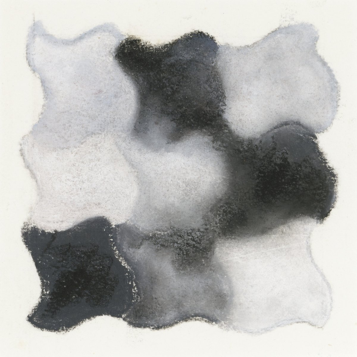 Художники, картина Абстракция в сером, черном и белом, 20x20 см, на бумагеДжакометти Аугусто<br>Постер на холсте или бумаге. Любого нужного вам размера. В раме или без. Подвес в комплекте. Трехслойная надежная упаковка. Доставим в любую точку России. Вам осталось только повесить картину на стену!<br>